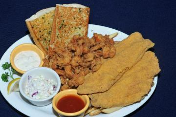 Special Food SEAFOOD PLATTERS
